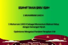 Selamat Tahun Baru 1443 H